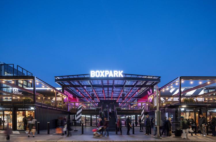 Boxpark Croydon / BDP, © Nick Caville