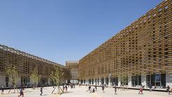 Escola Internacional Francesa em Pequim / Jacques Ferrier Architecture