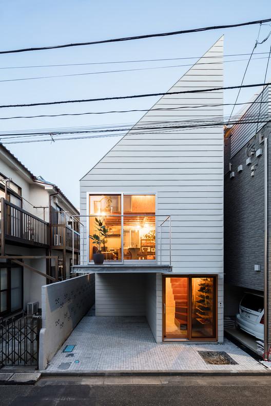 Blemen House  / Blemen Architects, © Norihito Yamauchi