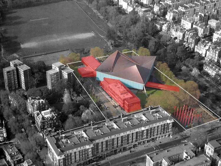 The Design Museum of London / OMA + Allies and Morrison ...