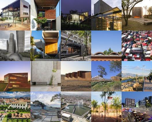 XX Bienal Panamericana de Arquitetura de Quito: Premiados das Categorias Projeto Arquitetônico, Projeto Urbano e Arquitetura Paisagística, Cortesia de BAQ2016