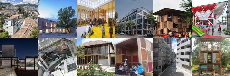 XX Bienal de Arquitectura de Quito 2016: Ganadores Categorías 'Hábitat Social y Desarrollo' y 'Rehabilitación y Reciclaje', Cortesía de BAQ2016
