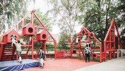 Village in the Schoolyard / MUTOPIA