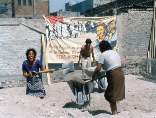 Reconstruyendo la lucha: una experiencia de organización vecinal y arquitectura social en la colonia Guerrero, © Casa y Ciudad A.C.