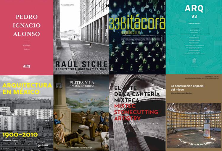 XX Bienal de Arquitectura de Quito 2016: Ganadores Categorías 'Teoría, Historia y Crítica' y 'Publicaciones Periódicas Especializadas', Cortesía de BAQ2016
