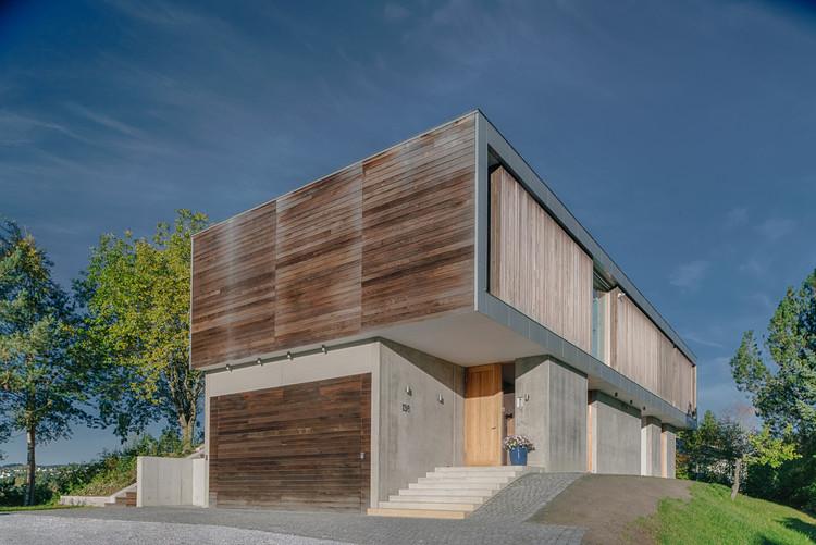 Residência Vatnan / Nordic Office of Architecture, © visualis / m.c.herzog
