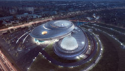 Ennead Architects Breaks Ground on Shanghai Planetarium