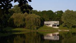 Estación de botes salvavidas Wasserwacht / Kunze Seeholzer Architekten