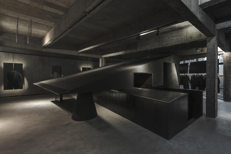 Interior Design Black hangzhou an interior's black cant system named world's best