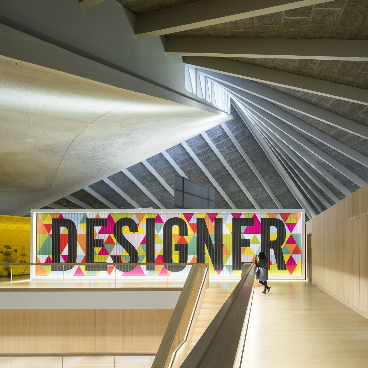 Gallery of The Design Museum of London / OMA + Allies and ...