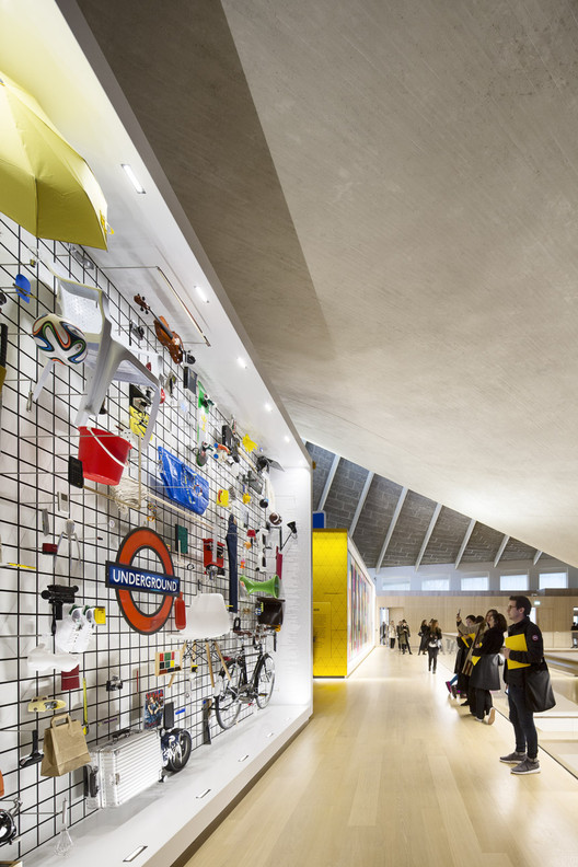 The Design Museum Of London Oma Allies And Morrison John