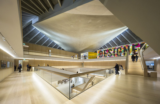 The Design Museum of London / OMA + Allies and Morrison + John Pawson