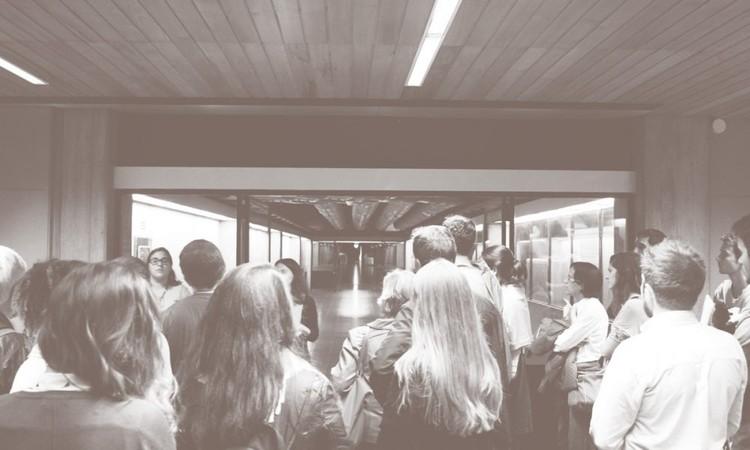 Trienal de Arquitectura de Lisboa: Aberto para Obras - Terminal de Cruzeiros Porto de Lisboa, © Daniel Campos. Image via Trienal de Arquitectura de Lisboa