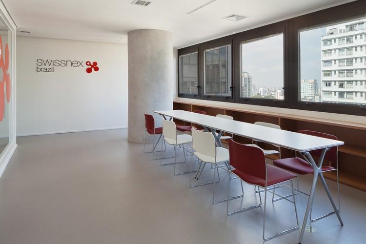 Swissnex Brazil / Jamelo Arquitetura, © Vivi Spaco