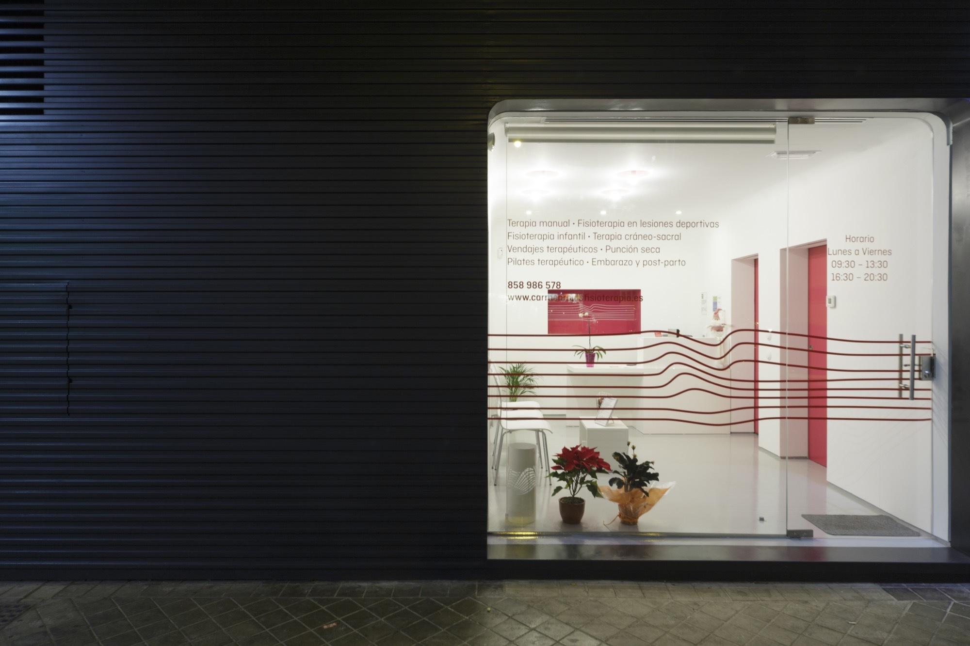 Galeria de cl nica fisio cuac arquitectura 3 - Cuac arquitectura ...