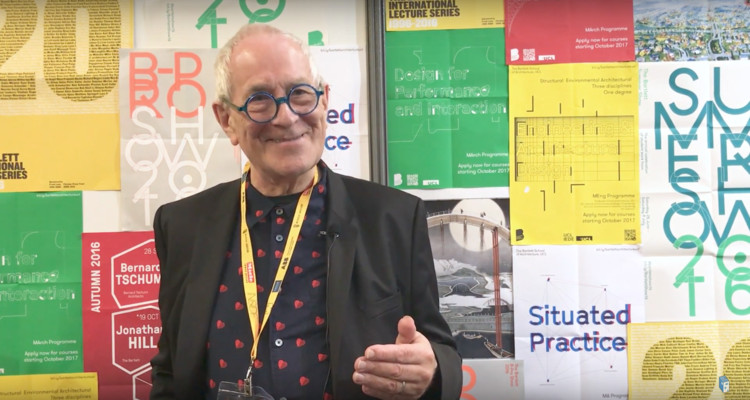 Peter Cook y los diseños de Archigram: 'El cinismo es una corteza protectora para lo que en su esencia es optimismo'