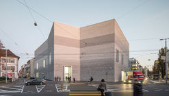 Christ & Gantenbein's Kunstmuseum Basel Photographed by Laurian Ghinitoiu