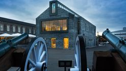 Enniskillen Castle Museum / Kriterion Conservation Architects