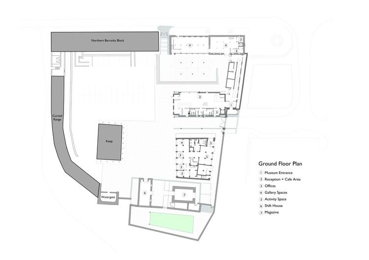 Enniskillen Castle Museum / Kriterion Conservation