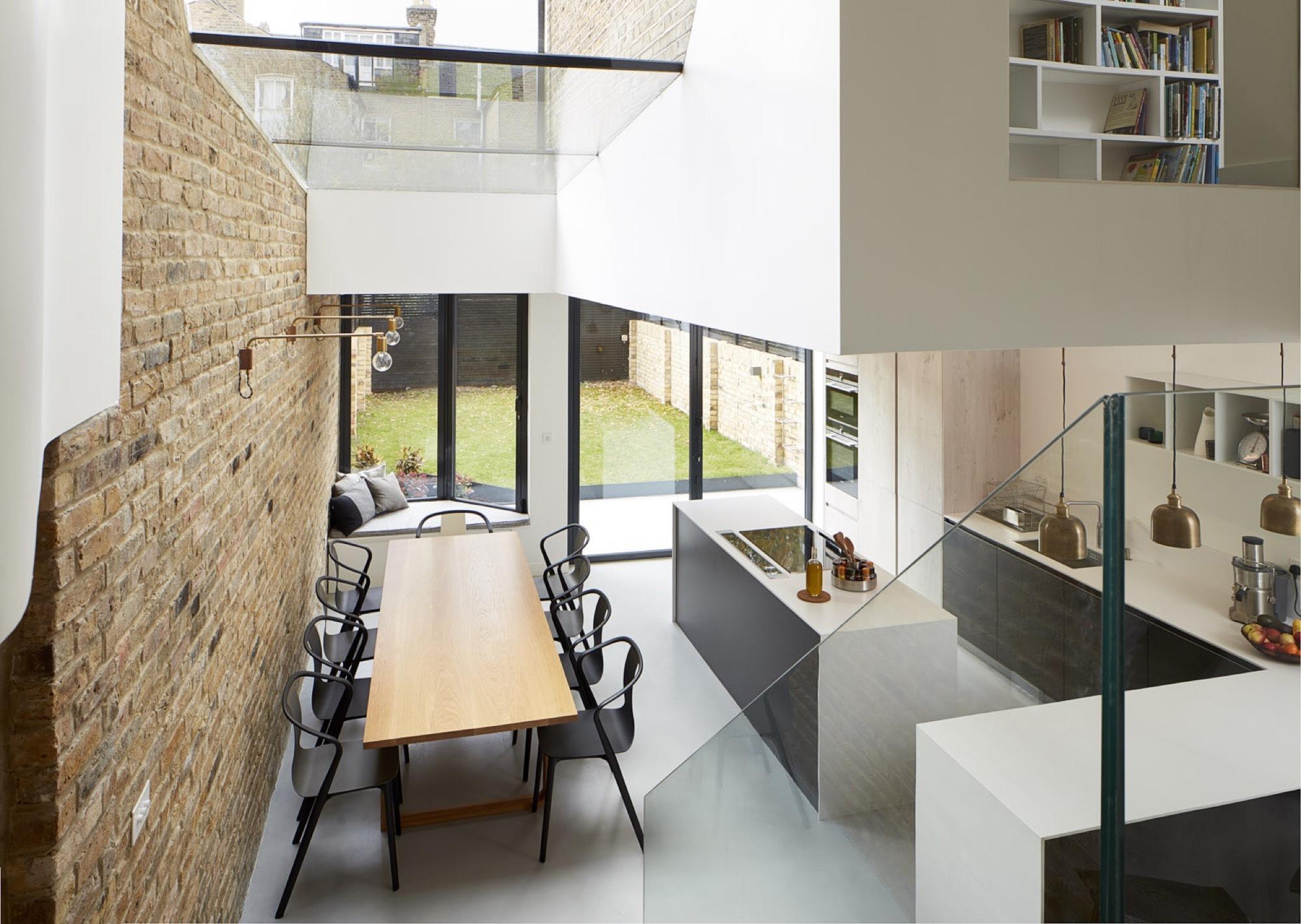 Gallery of scenario 39 s house scenario architecture 23 for Piso 70 metros cuadrados 3 habitaciones