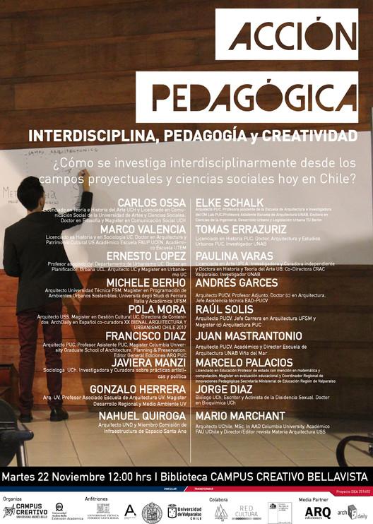 Interdisciplina, Pedagogía y Creatividad I ACCION PEDAGOGICA
