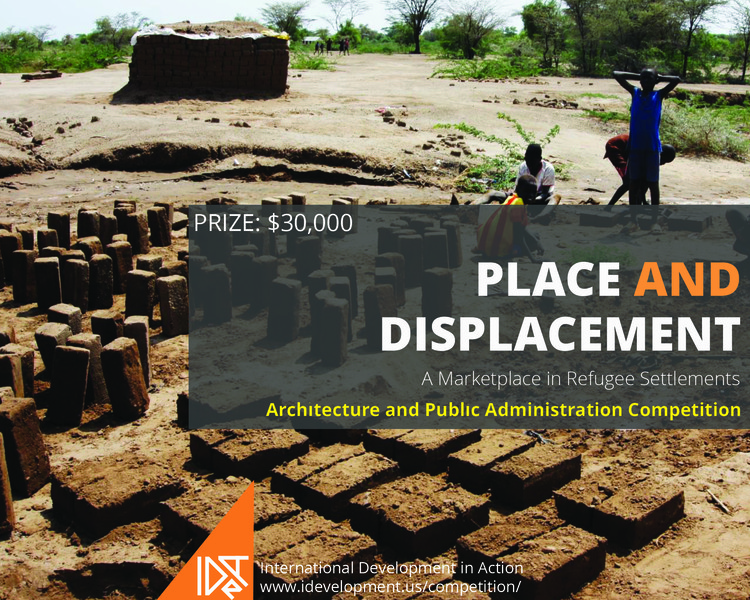 Call for Submission: Place and Displacement - A Marketplace in Refugee Settlements, Call for Submission: Place and Displacement - A Marketplace in Refugee Settlements