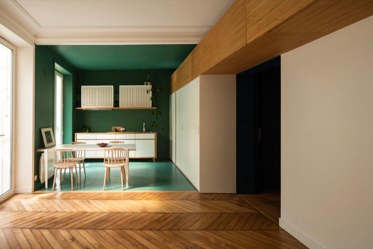 Townhouse / Les Ateliers Tristan & Sagitta, ©  Giaime Meloni