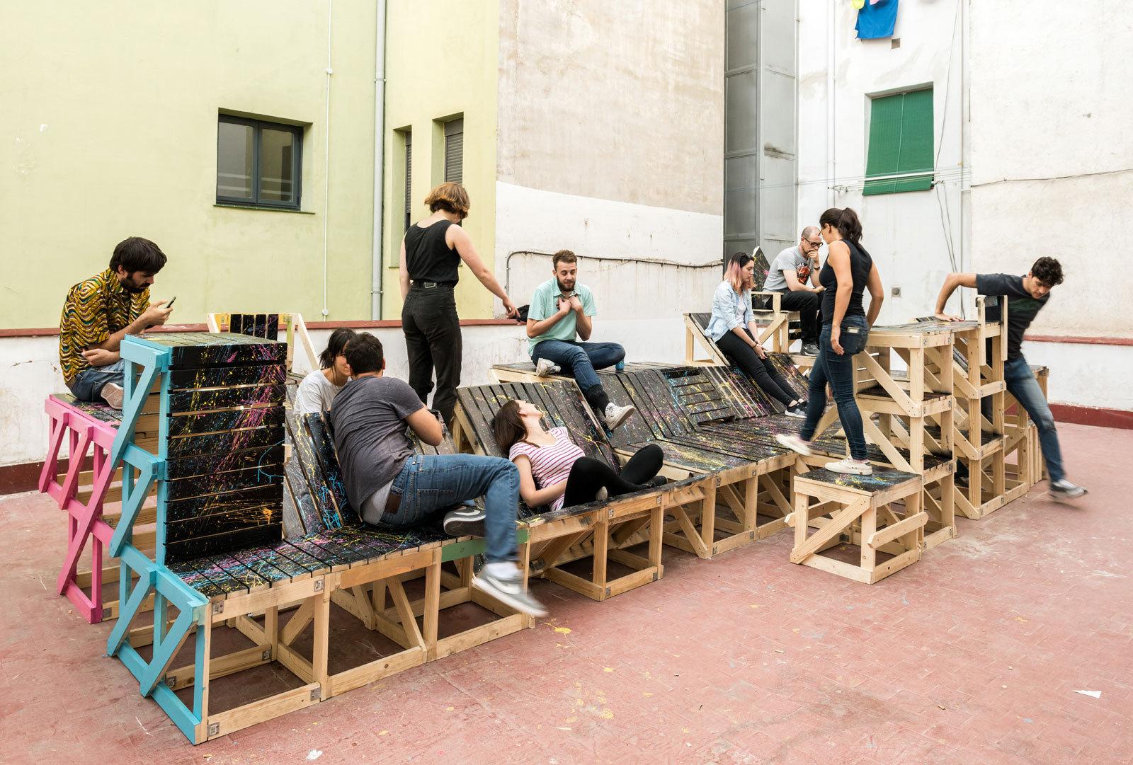 Muebles Plataforma Arquitectura P Gina 2 # Muebles Sotoplus
