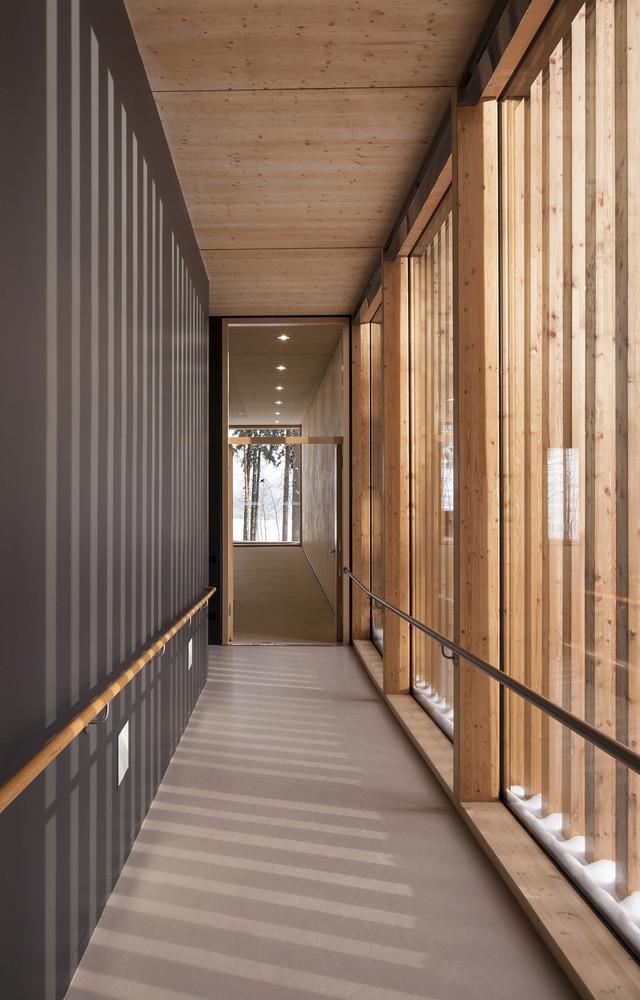 Galer a de 50 detalles constructivos de arquitectura en - Arquitectura en madera ...