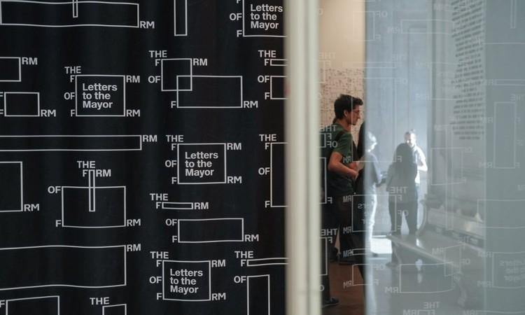 Último evento na exposição Cartas ao Sr. Presidente , via Trienal de Arquitectura de Lisboa