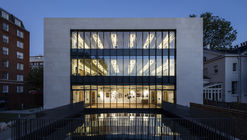 Arts Building for The American School in London / Walters & Cohen Architects