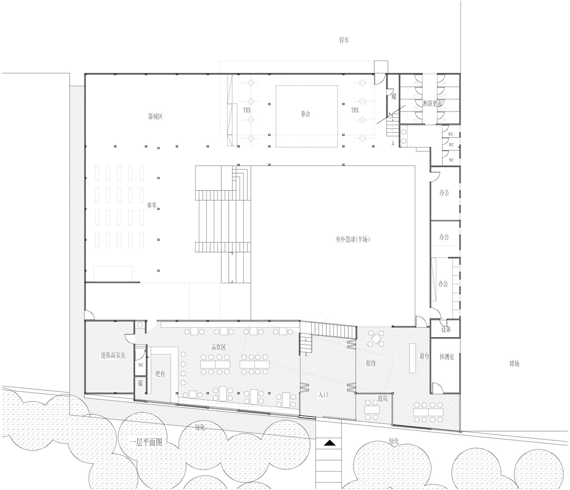 Gallery Of Undefined Black Box Gym Had Epos 17 Diagram Zoom Image View Original Size