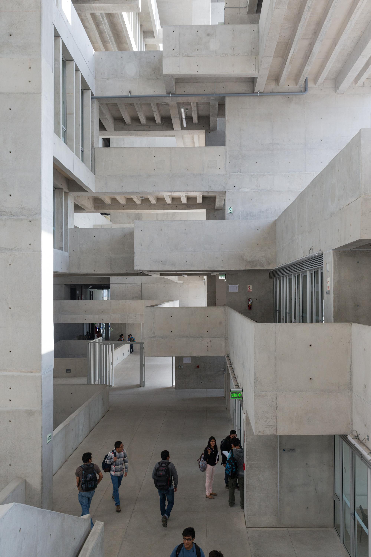 "Modern Day Architecture gallery of grafton architect's ""modern day machu picchu"" wins"