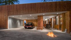 House in Trees / Anonymous Architects