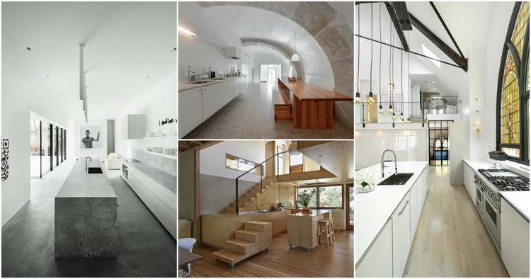 These Amazing Kitchens Will Up Your Thanksgiving Game | ArchDaily