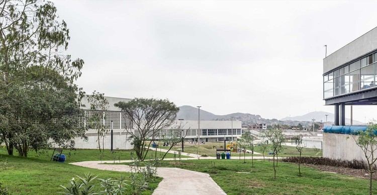 Parque Zonal Flor de Amancaes / Aldo Facho Dede + abalosllopis arquitectos, © Eleazar Cuadros