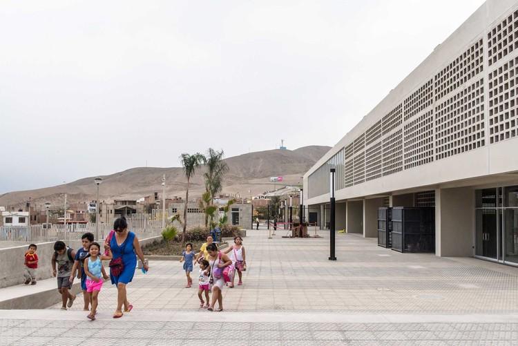 Parque  Zonal Santa Rosa  / FD Arquitectos y Urbanistas, © Eleazar Cuadros
