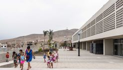Parque  Zonal Santa Rosa  / FD Arquitectos y Urbanistas