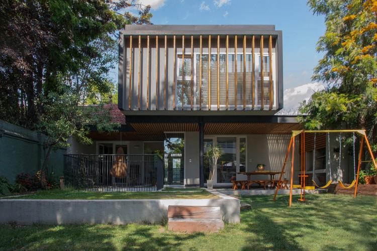 Casa Granada / Thomas Löwenstein, © Alejandro Gálvez