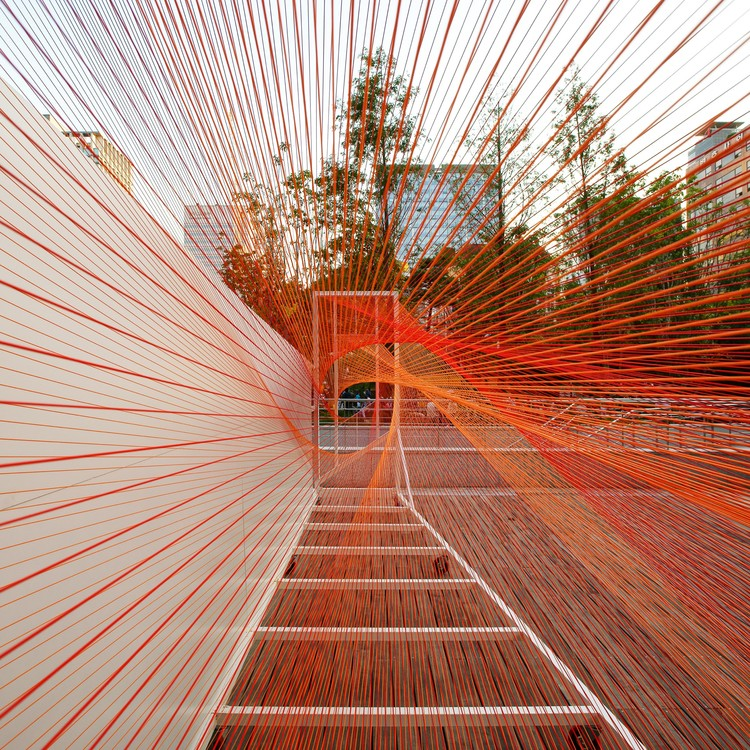 Autumn Art Breeze at Sejong Art Center / Boundaries architects , © Hwang Hyo Chel