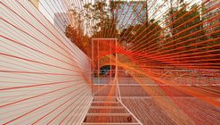Brisa de arte otoñal en el centro de arte Sejong / Boundaries architects