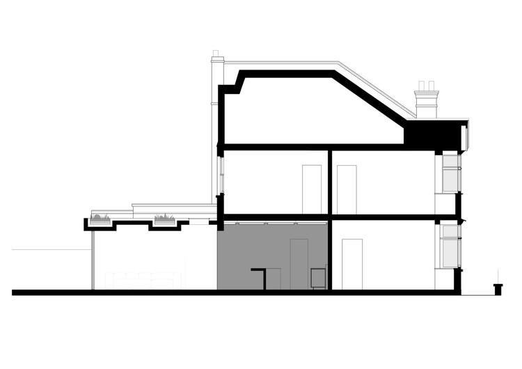 casa laje bureau de change architects archdaily brasil. Black Bedroom Furniture Sets. Home Design Ideas