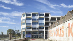 The Parking Silo & Business Hive / TANK Architectes