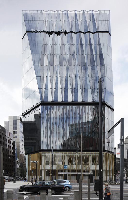 Tokyu Plaza Ginza / Nikken Sekkei, © Koji Fujii / Nacasa & Partners Inc.