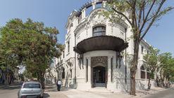 Restauración del Palacio Álamos  / Javier García, Paula Aguirre, Daniela Torm