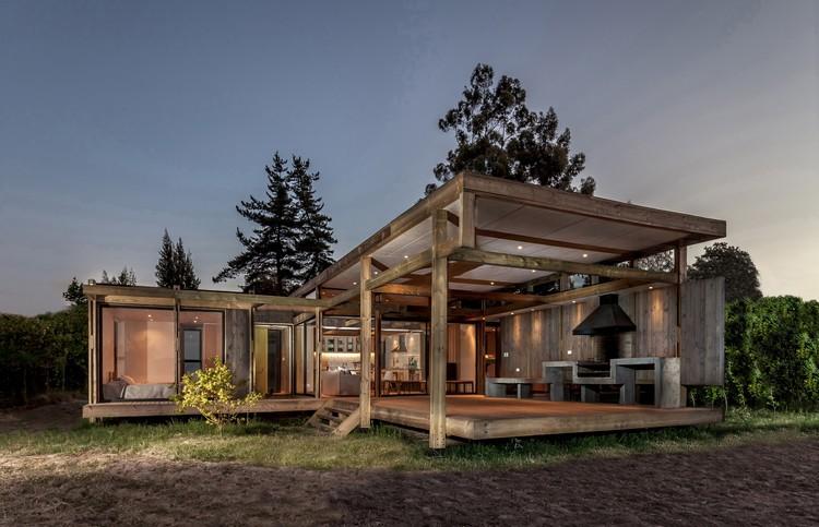Casa Ensamble Par Arquitectos Plataforma Arquitectura