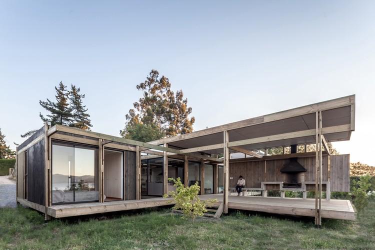 Casa Ensamble / PAR Arquitectos, © Diego Elgueta