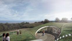 CEBRA diseñará un nuevo centro de visitantes subterráneo en el sur de Dinamarca