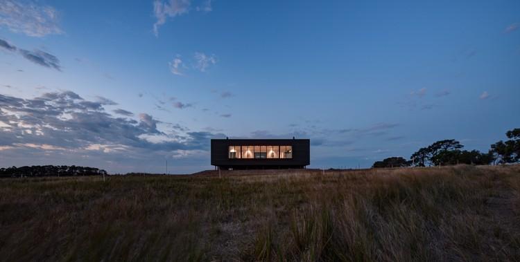نمونه معماری کاروانسرای - جزیره فرانسوی لی چونگ براون