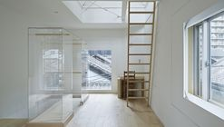 Una casa en Tsukishima / ICADA